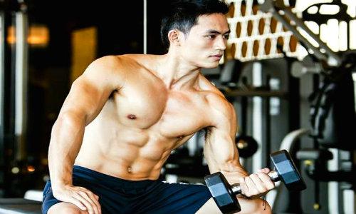 Phương pháp tăng cơ bắp tại nhà không cần đi tập gym