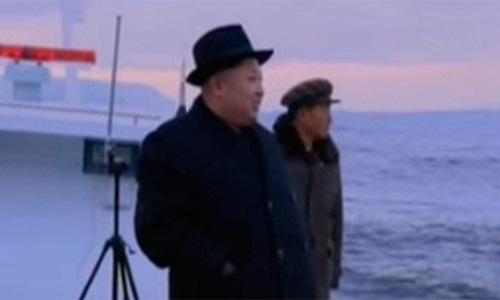 Han Quoc: Doan video phong ten lua cua Trieu Tien la gia
