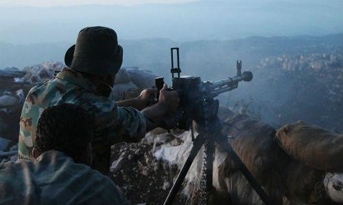 QD Syria danh bat khung bo khoi cao diem chien luoc o Latakia