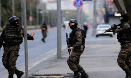 TNK bat 16 ke tinh nghi IS dinh tan cong khung bo Ankara