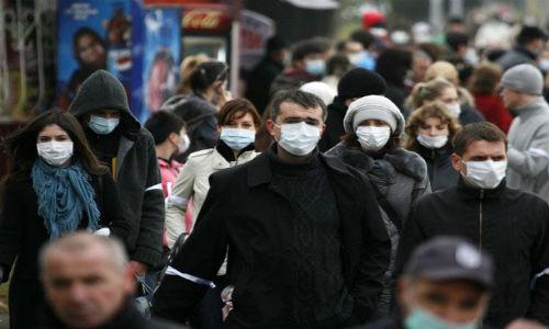 Virus cum A/H1N1 hoanh hanh o Ukraine, hang chuc nguoi thiet mang