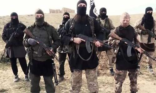 Tung quan, phien quan IS buon ban noi tang tre em Iraq
