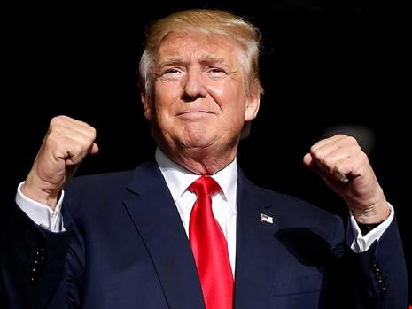 Dieu doc nhat trong le nham chuc cua ong Donald Trump ngay 20/1
