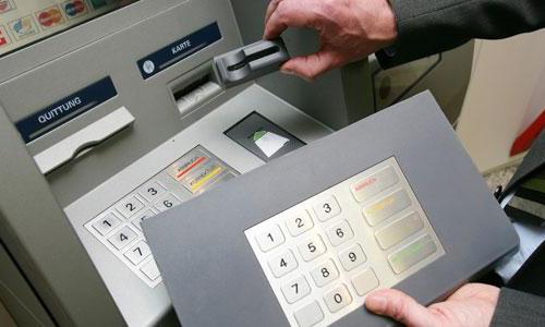 Quy tac cuc don gian de han che rui ro mat tien the ATM
