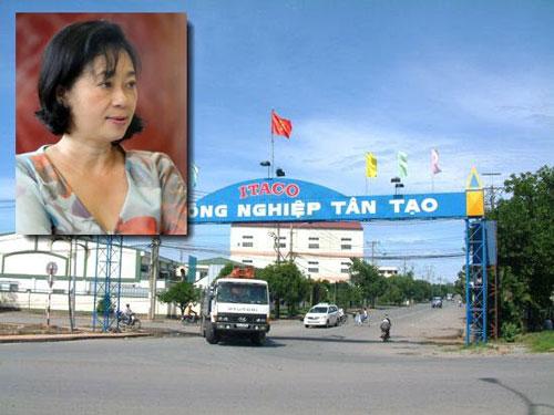 Ba Dang Thi Hoang Yen im lang truoc tin xau don dap