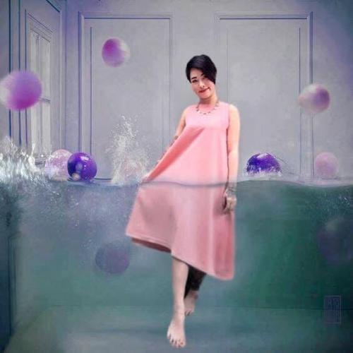 Tran tinh cua hot girl xam tro tam trang trong bon tien-Hinh-3