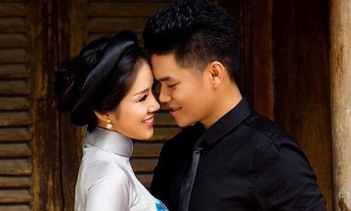 Ban trai kem 7 tuoi up mo sap cuoi Le Phuong