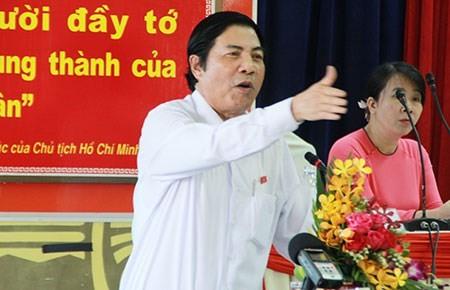Chuyen kho quen ve tai lanh dao cua ong Nguyen Ba Thanh