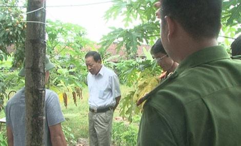 Chuyen chua ke ve truy bat hung thu vu tham an o Quang Ninh