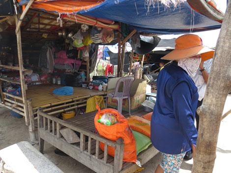 Lang nguoi Viet hoi huong ven ho Dau Tieng-Hinh-2