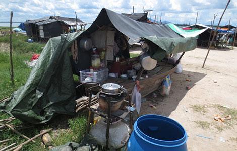 Lang nguoi Viet hoi huong ven ho Dau Tieng-Hinh-3