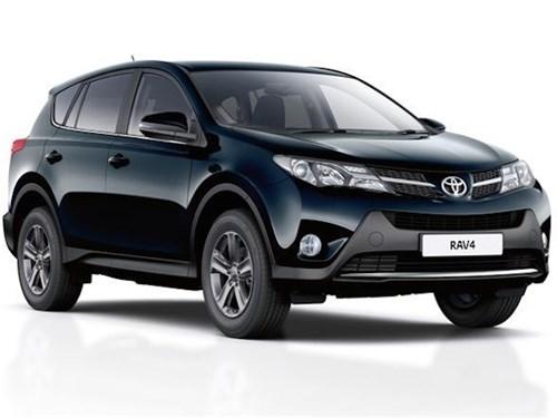 Toyota RAV4 Business Edition - bieu tuong cua thanh dat