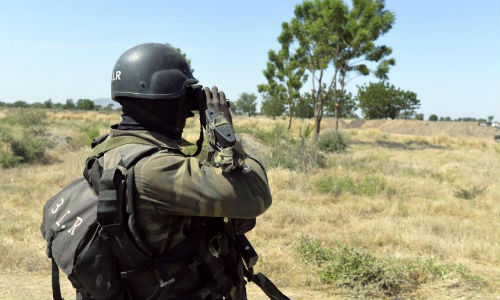 To chuc khung bo Boko Haram bat coc 80 nguoi Cameroon