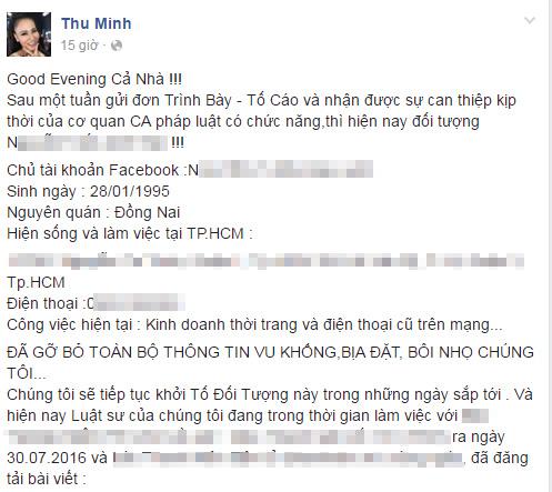 Thu Minh cong khai danh tinh nguoi tung tin don tron no-Hinh-2