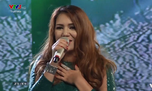 Co gai Philippines tro thanh quan quan Vietnam Idol 2016-Hinh-3
