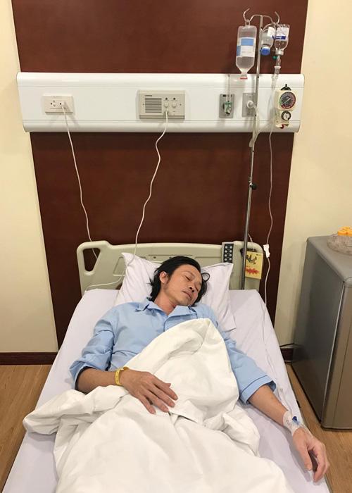 Hoai Linh nhap vien vi ngo doc thuc an tam hoan liveshow-Hinh-2