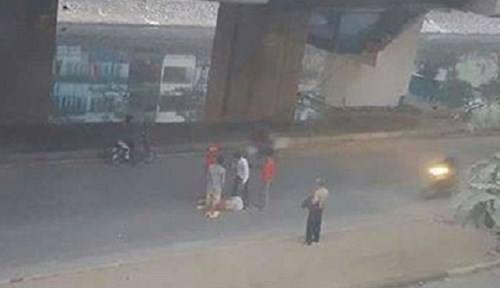 Danh tinh cong nhan nghi roi tu duong sat tren cao Cat Linh - Ha Dong