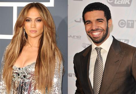 Tin don Jennifer Lopez hen ho rapper Drake la co that
