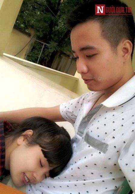 Chuyen tinh trac tro cua co gai xinh xan va chang trai cut chan-Hinh-2