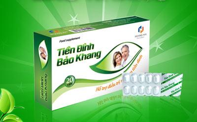 TPCN Tien dinh Bao Khang bi phat nang vi quang cao