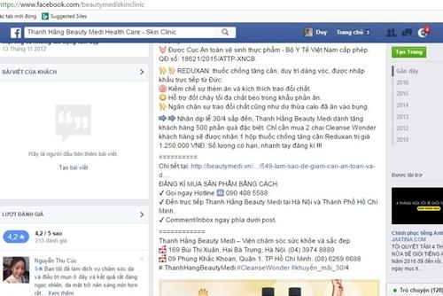 Thanh Hang Beauty Medi ban thuoc lau, thue bac si ''ngoai'' lam ''chui''?-Hinh-2
