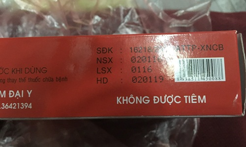 TPCN Dai Y bi thu hoi van duoc ban day ray-Hinh-2