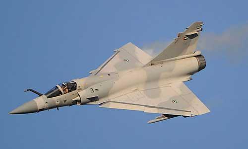 UAE bieu tiem kich Mirage 2000 cho Iraq danh IS