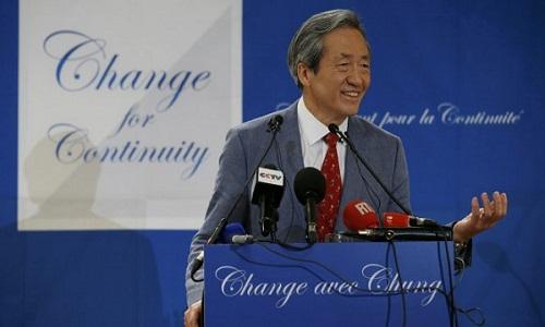 Ty phu Han Quoc ra tranh chuc chu tich FIFA