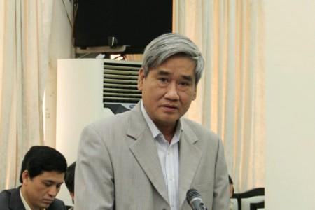 Cuc truong Duong sat chet tai phong lam viec trong luc