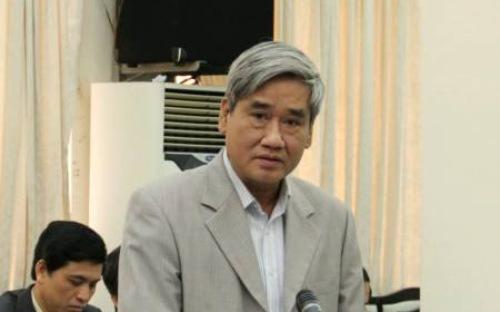 Ong Doanh tam nam Cuc Duong sat thay ong Nguyen Huu Thang