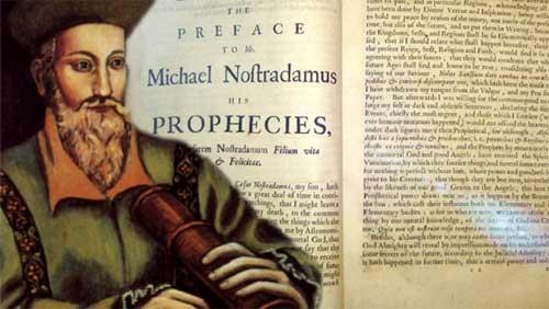 Nhung loi tien tri dung den kinh hai cua nha tien tri Nostradamus