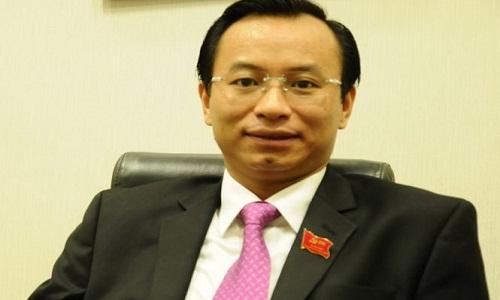 """Ong Nguyen Xuan Anh: """"Khong co nhu cau co may chuc lo dat"""""""