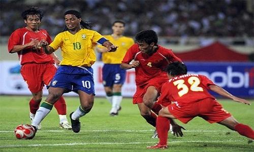 Ronaldinho xac nhan da 40 phut khi Brazil du dau Viet Nam-Hinh-2