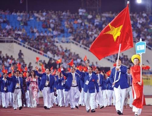 Ha Noi xin dang cai SEA Games 31 nam 2021