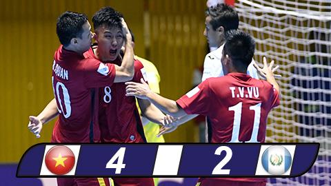 Tuyen thu Futsal Viet Nam duoc FIFA vinh danh-Hinh-2