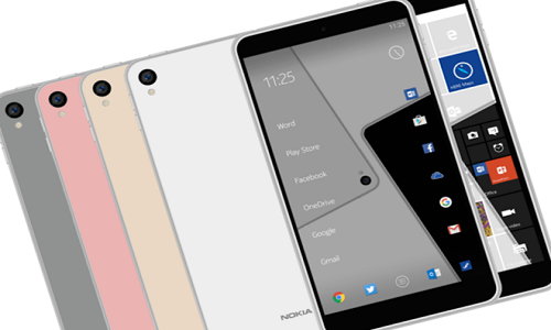 Xac nhan dien thoai Nokia chay Android sap tai xuat