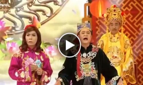 Nghe danh hai Tu Long hat cuc sung trong Tao quan