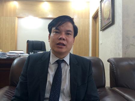Dai hoc Luat Ha Noi to chuc thi tuyen chuc danh Hieu truong-Hinh-2
