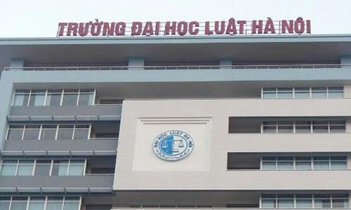 Dai hoc Luat Ha Noi to chuc thi tuyen chuc danh Hieu truong