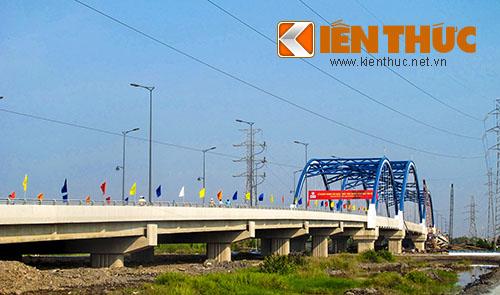 Thong xe cau Rach Chiec 2 tren duong Vanh dai Dong-Hinh-2