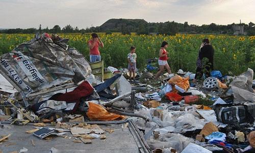Chuyen gia Duc: Lu doan Nga dung Buk ban ha MH17?