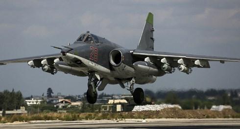 Nga gấp rút hiện đại hóa Su-25 sau khi bị bắn rơi ở Syria