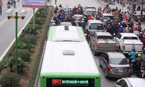 Se phat ca xe buyt thuong neu lan lan BRT