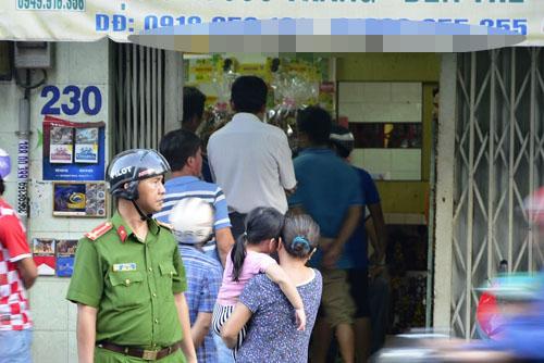 Vu chu cua hang bi ban chet o Sai Gon: Nhan dien sat thu