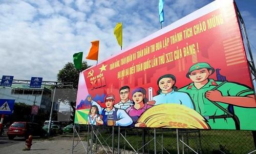 """Nen chinh tri Viet Nam la mot mo hinh thanh cong dac biet"""