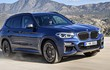 BMW X3 phiên bản 2018 có giá từ 2,5 tỷ đồng