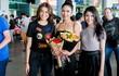 Nguyễn Thị Loan về nước sau khi trượt top 16 Miss Universe
