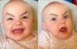 Cười rụng răng với những hình ảnh hài hước của bé
