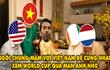 """Ảnh chế bóng đá: Italia """"chung mâm"""" với Việt Nam tại World Cup"""