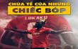 """Ảnh chế bóng đá tuần qua: Lukaku - """"chúa tể của những chiếc bóp"""""""